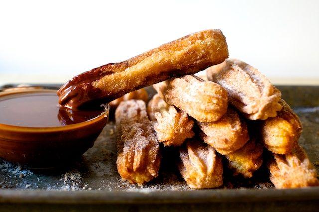 churros | Pinterest | Keks kuchen, Nachspeisen und Kochen und backen