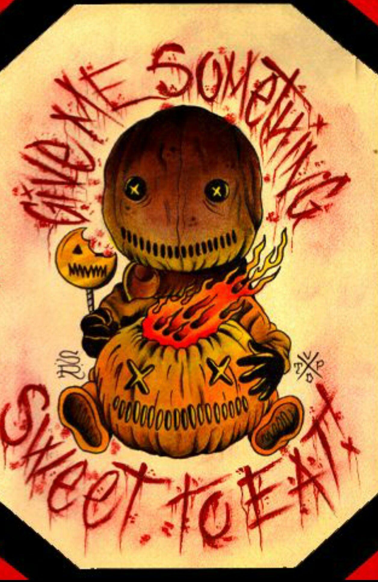 trickrtreat#sam#horroraddict | halloween in 2018 | pinterest | trick