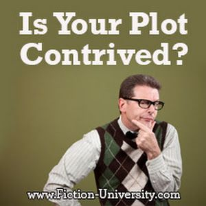 By Janice Hardy, @Janice_Hardy Contrived plots not only stretch plausibility, they hurt an author's credibility with readers. They trust...