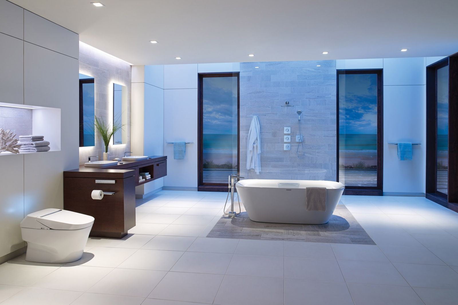 15 Stunning Bathrooms That Belong In Your Dream Home | Decorating ...