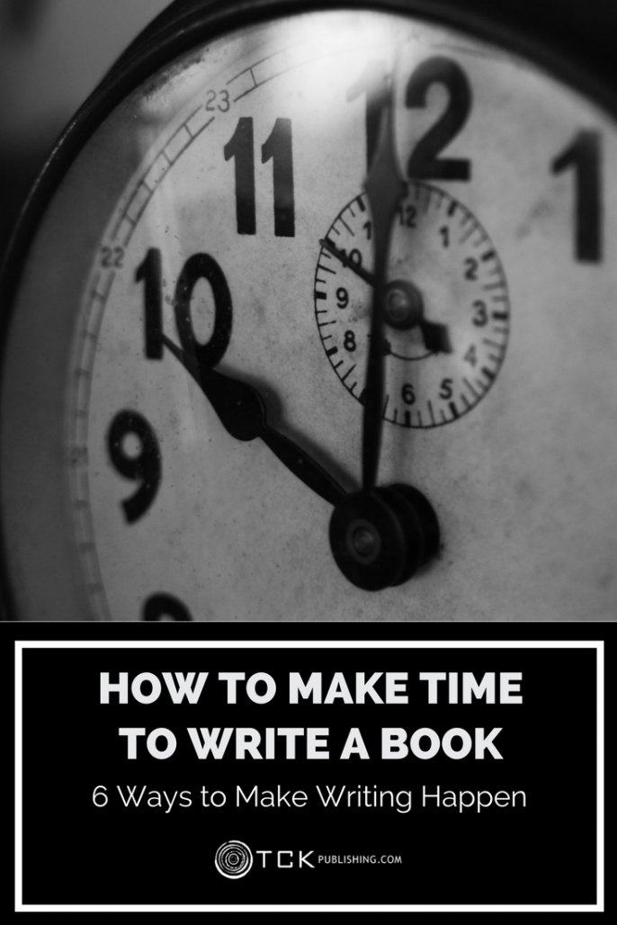 how many hours to write a book