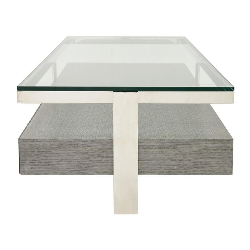 Calypso Gray Coffee Table In 2020 Table Engineered Wood Home Decor