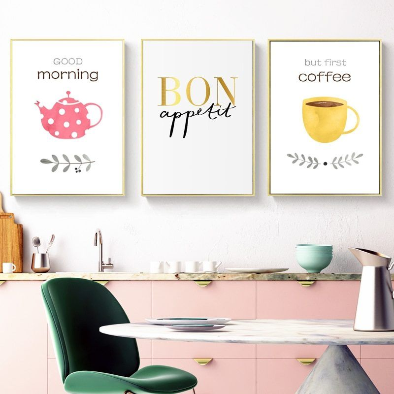 Modern Abstract Posters And Prints Wall Art Canvas Painting