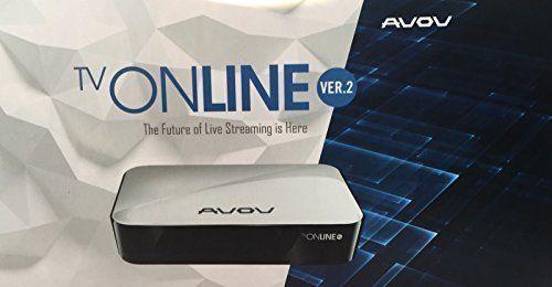 AVOV TV ONLINE v2 QUAD-CORE ANDROID H 265,Kodi ,Best IPTV