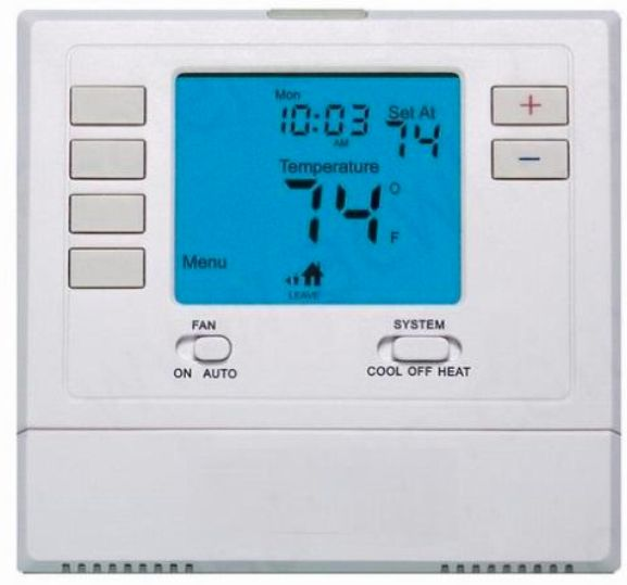 Thermostats Programmable Thermostat Heat Pump Digital Thermostat