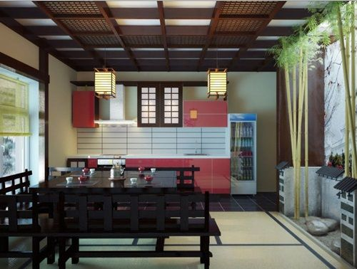 traditional japanese kitchen knife and island designs | home ideas