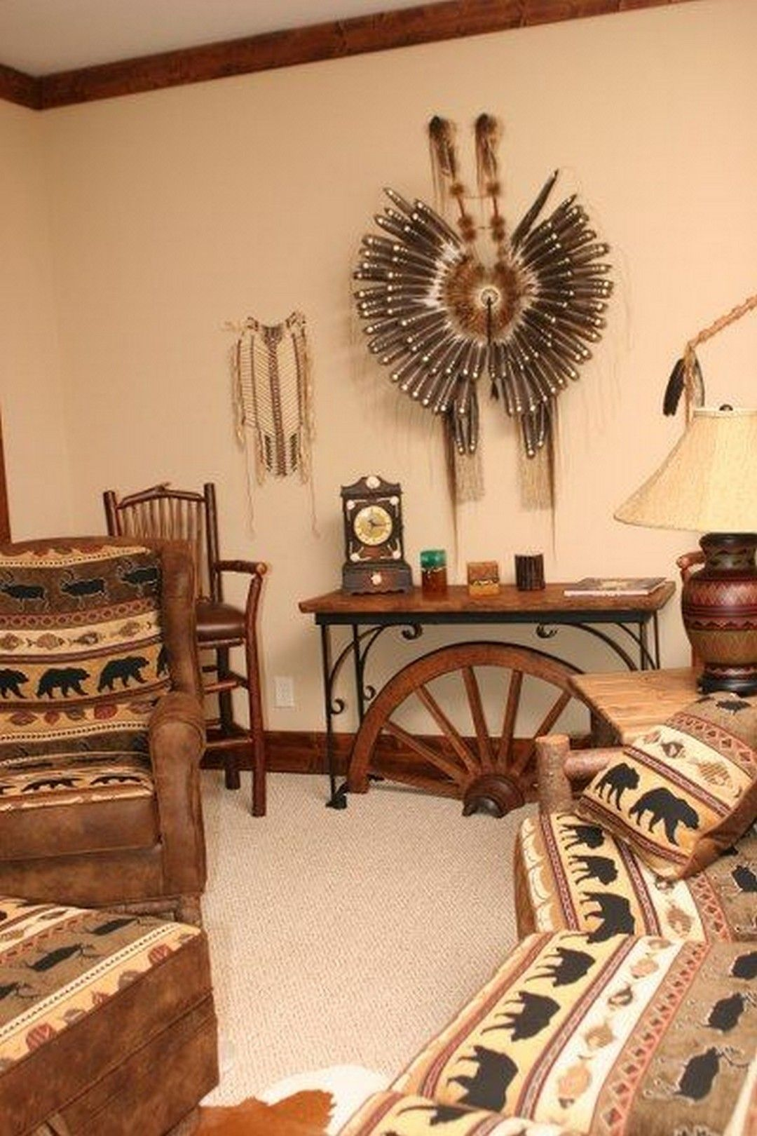 10 ways of beautifying house with these native american home decor rh pinterest com