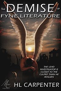 Who killed Fyne Literature? The Fictional Book Investigation Agency is on the case—and the lead investigator is closer to the culprit than he realizes.