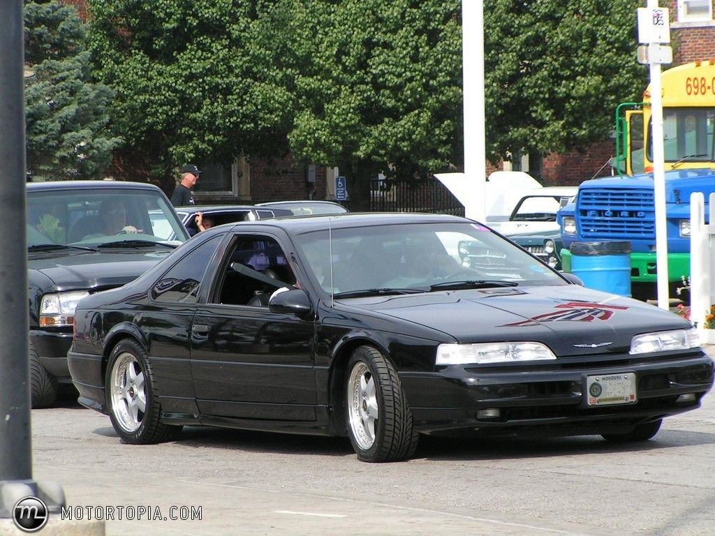 1992 Ford Thunderbird Sc Review 2