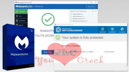 MalwareBytes Premium 3.3.1.2183 (activation block) crack