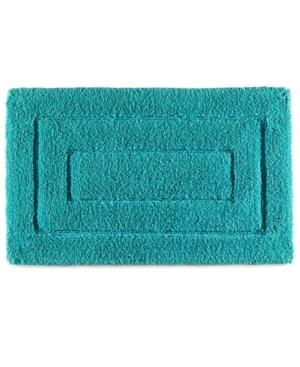 Kassadesign 100 Cotton 24 X 40 Bath Rug Green In 2018