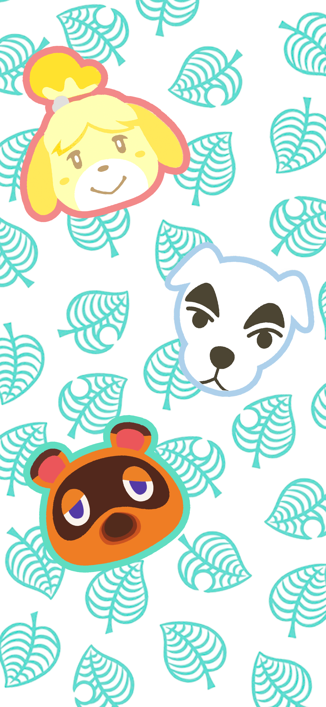 Animal Crossing New Horizons Mobile Und Desktop Hintergrunde Acpocketnews Animal Crossing Animal Wallpaper Cute Animals