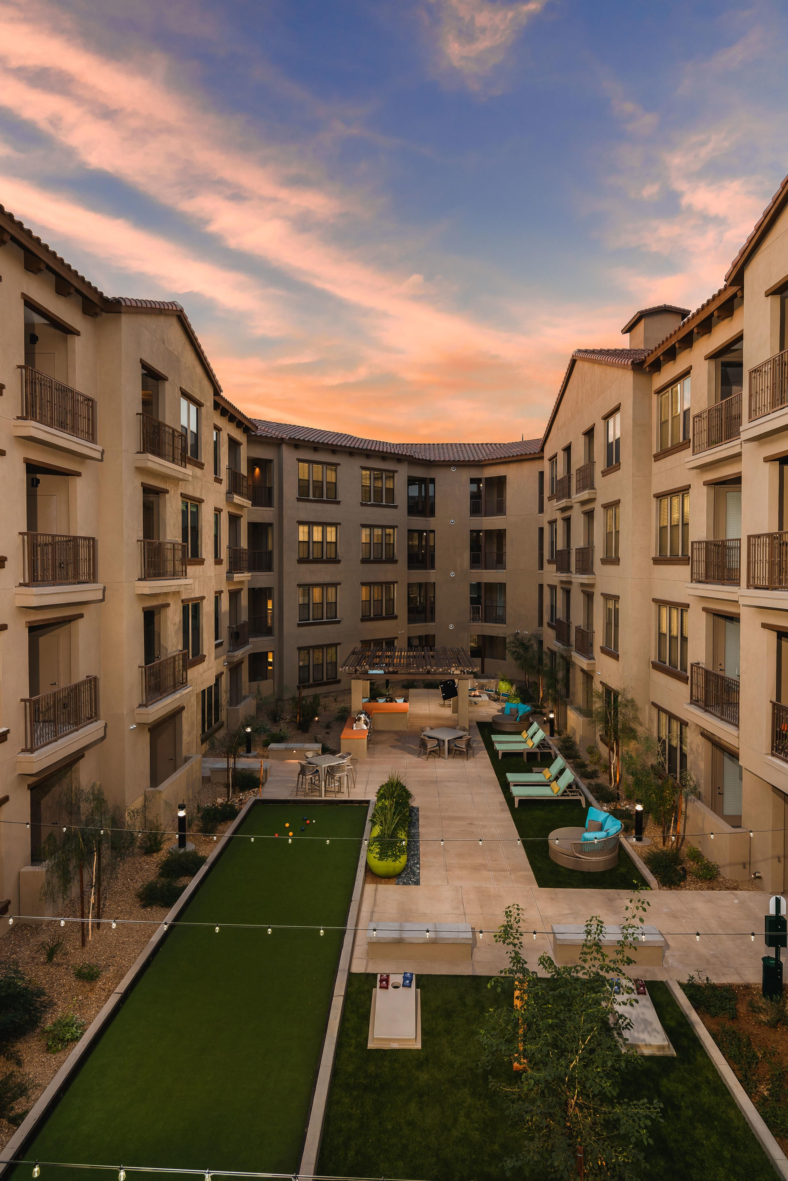 Scottsdale Az Apartment Rentals The Core Scottsdale One Bedroom Apartment Bedroom Apartment One Bedroom