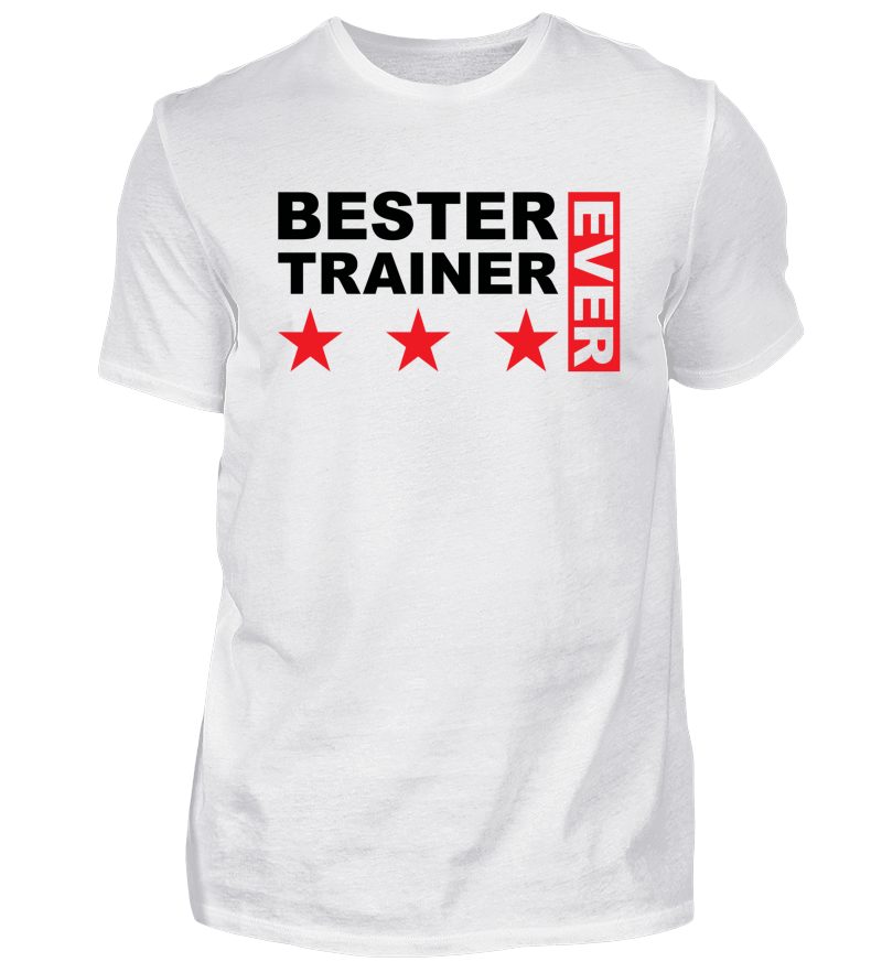 Fussball Handball Bester Trainer Ever Geschenkidee