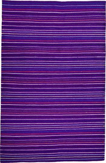 Kilroy Sevilla tæppe i lilla - 120111176-80 x 280 cm - Din tæppekæde.dk