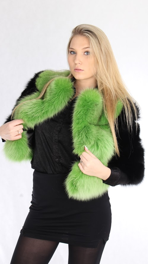 Https Glarefurs Com Product 234 Fashion Coat Fur Coat