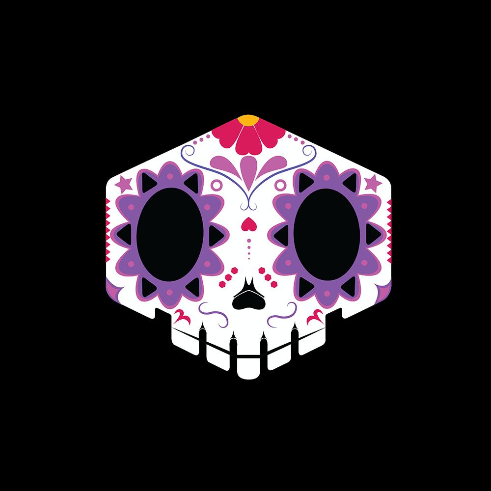 Sombra Skull Dia De Muertos Overwatch Overwatch Tattoo Sombra Overwatch Overwatch Wallpapers