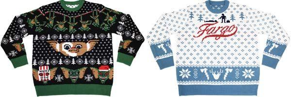 Mondo Unveils Gremlins Knit Sweater and Fargo Sweater