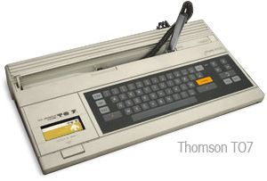 thomson to7 70 avec images vieux ordinateurs micro informatique produits apple www pinterest ru