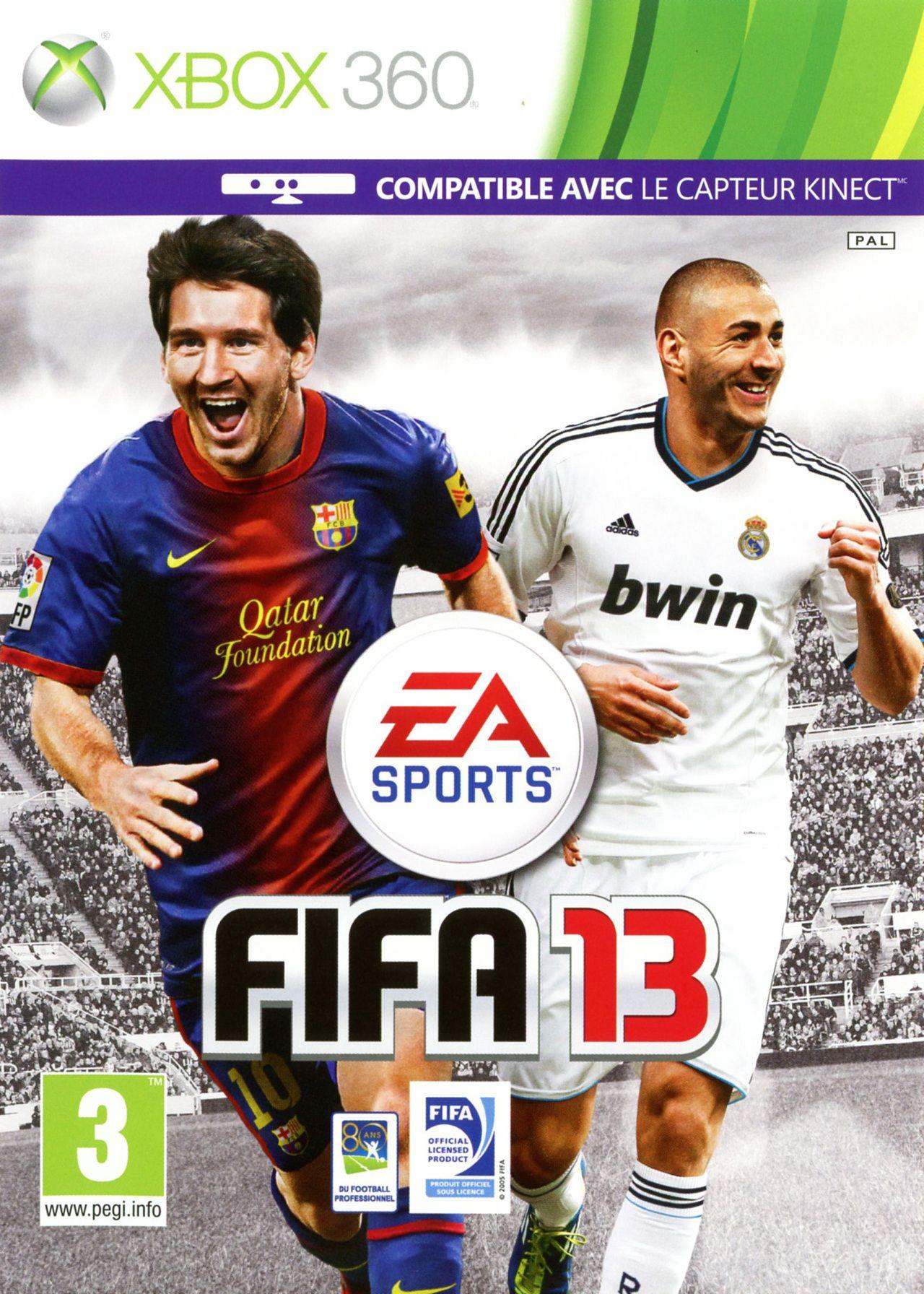 Fifa 13 vautil le coup ? Réagissez sur www.123geekos.fr