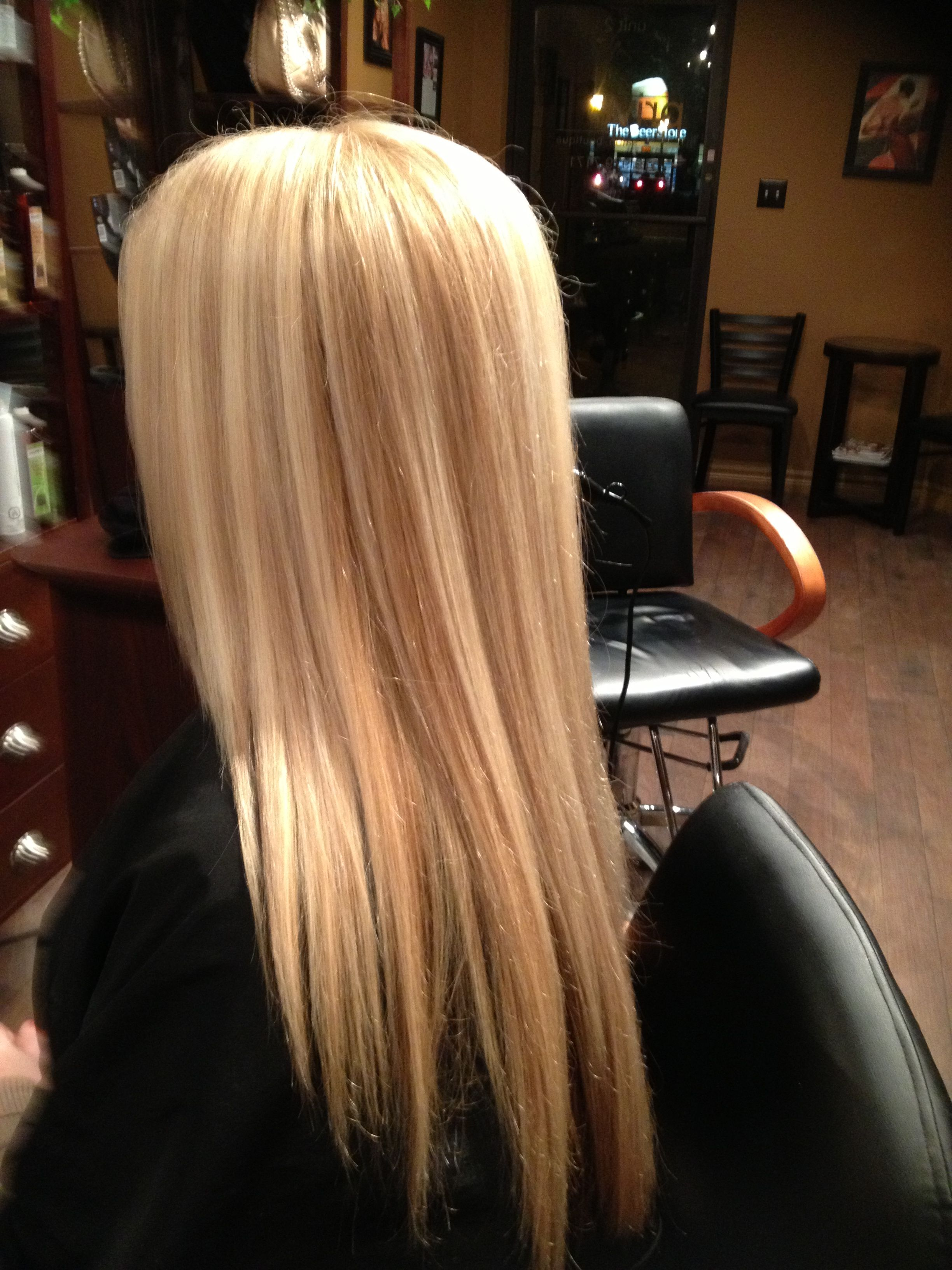 Wella Color Hair By Shannon Duffyive Salon Boutique Windsor On