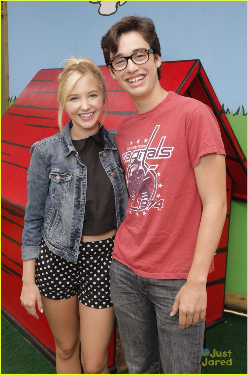 joey bragg and audrey whitby