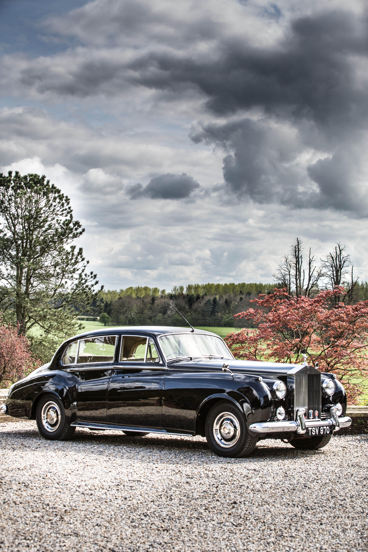 Yorkshire Wedding Cars S 1960 Rolls Royce Silver Cloud Added A