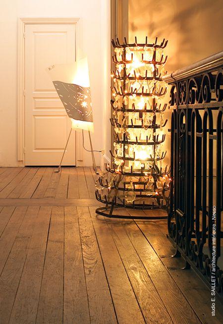 Interior Design Decoration Home Decor Casier A Vin Lighting