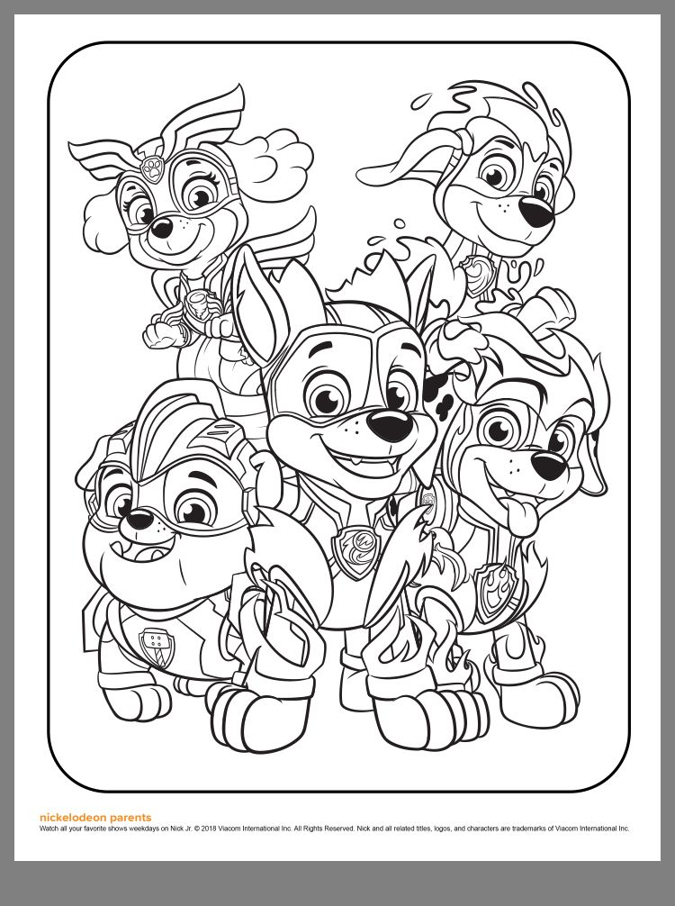 Pin By My Whole Heart Creations On Crafting Paw Patrol Coloring Paw Patrol Coloring Pages Paw Patrol Super Pup