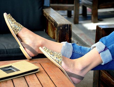 Spaanse sandalen (avarcas menorquinas) | Sandalen, Spaans