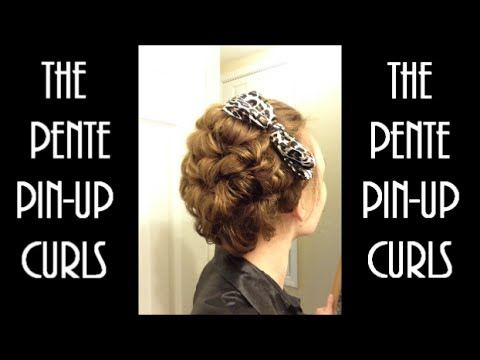 ▷ The Pente Pin-Up Curls: Pentecostal/Apostolic Curls! - YouTube ...