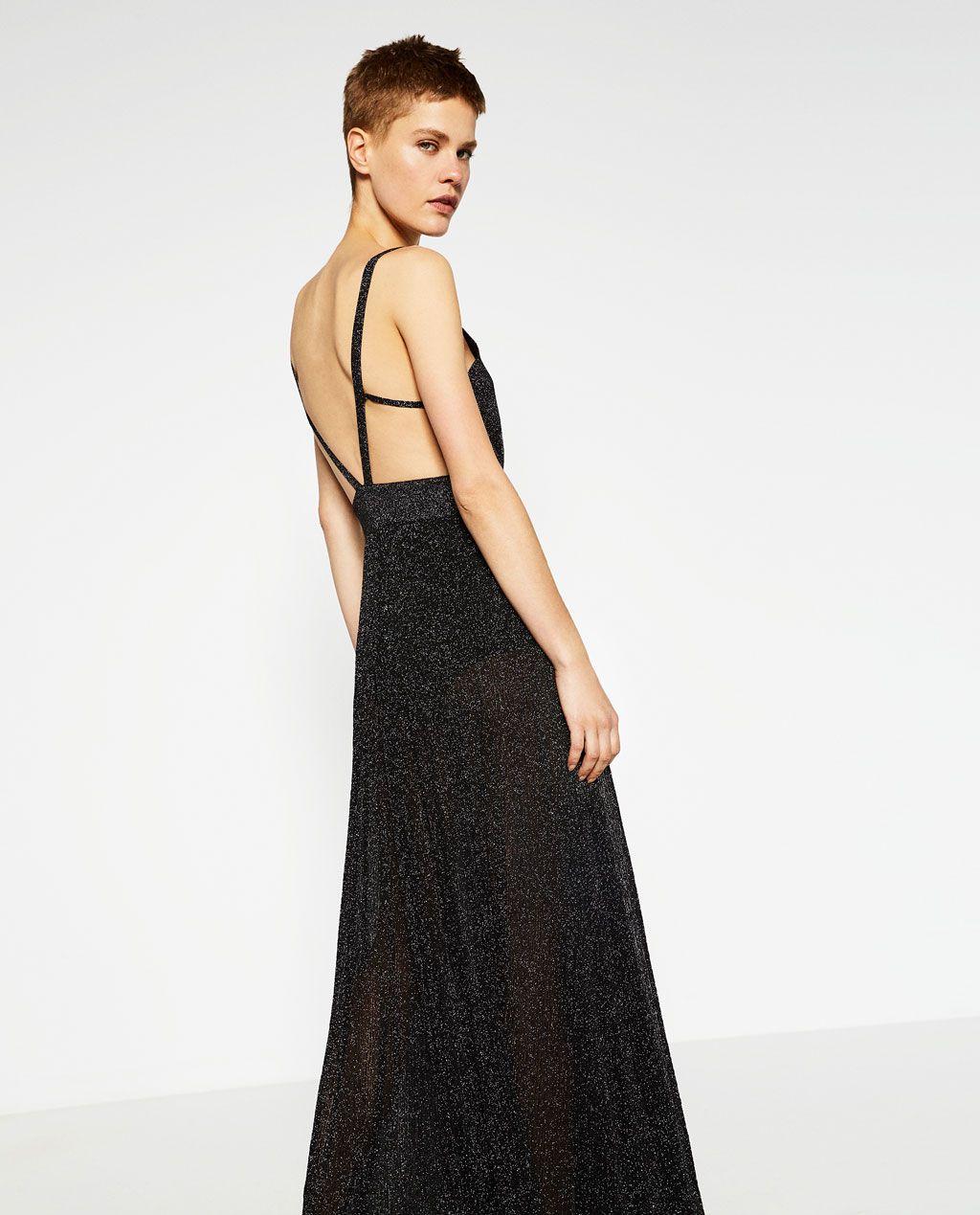 VESTIDO LARGO LIMITED EDITION-Knit dress-MUJER-ÚLTIMA SEMANA | ZARA España