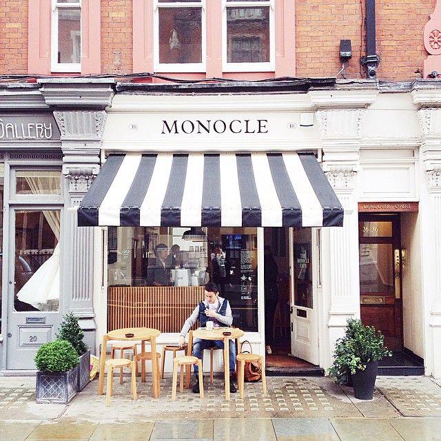 Monocle Café - Paris