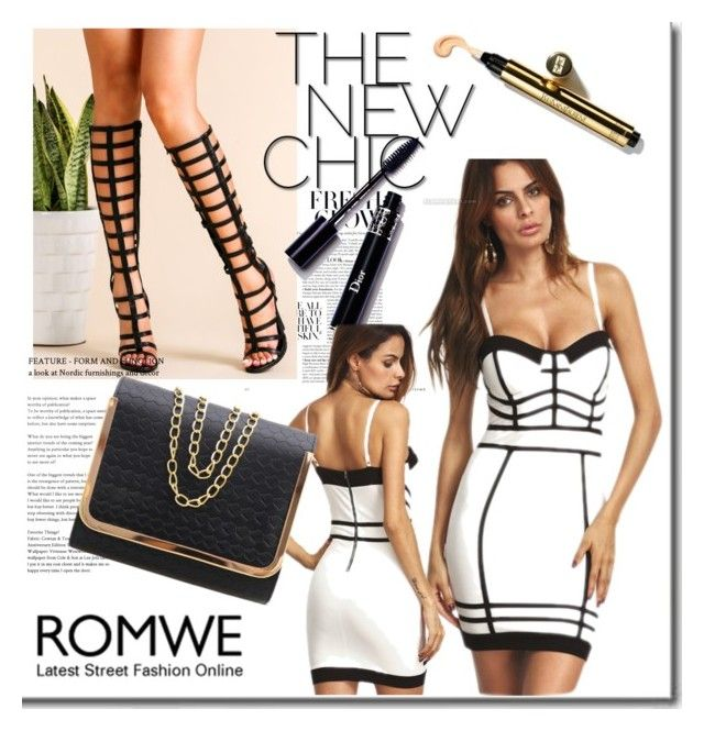 """Romwe 1"" by soofficial87 ❤ liked on Polyvore"