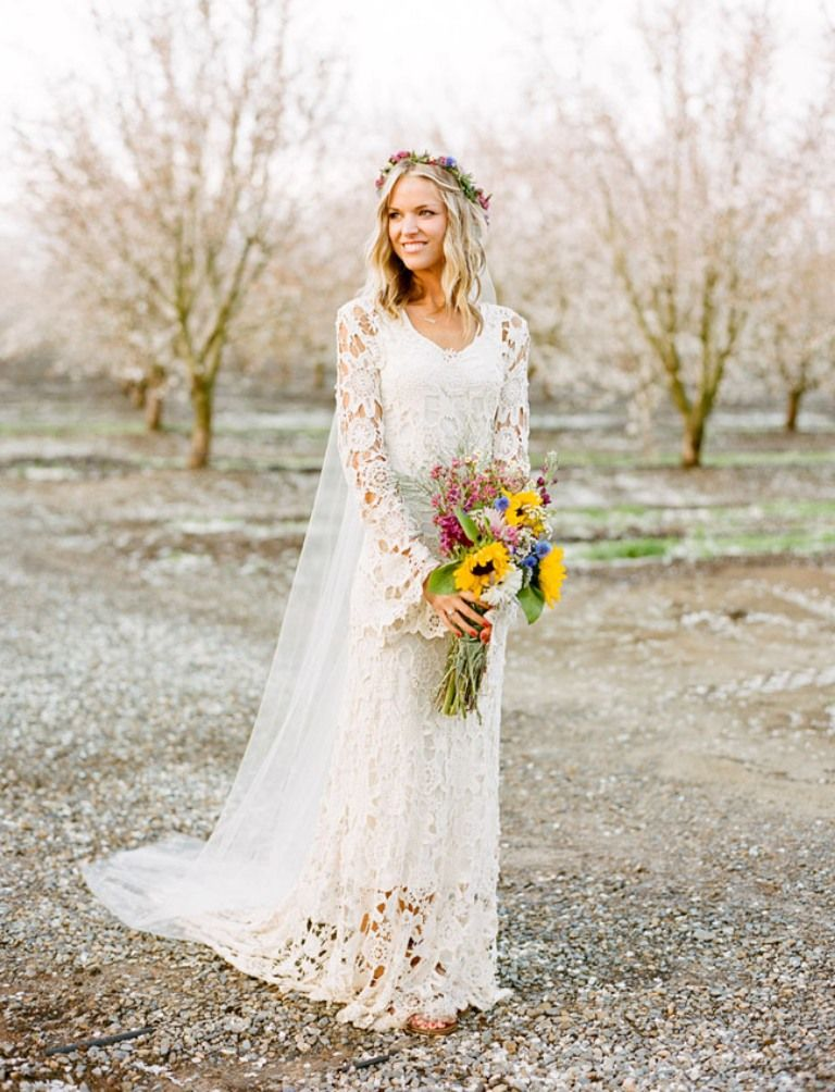 Country-Style-Wedding-Dresses-Photo.jpg (768×1004) | wedding ...