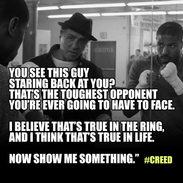 Creed Quotes Unique Very Inspiring Movie So I Decided To Make A Creed Meme Or Two
