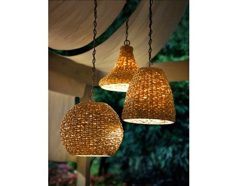 Lampade A Sospensione Allaperto : Palisades light outdoor pendant oz outdoor lighting in
