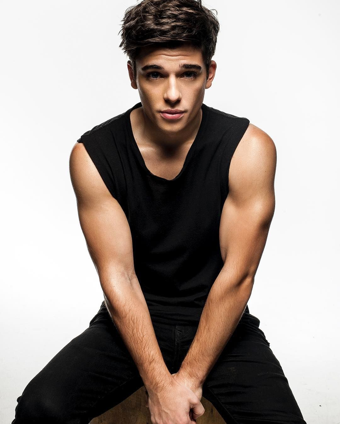 Sean O'Donnell Photographed By Tyler Rowell