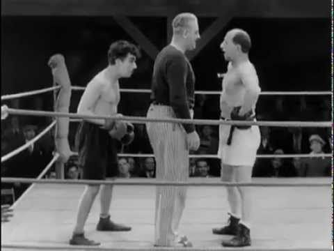 The Charlie Chaplin Boxing - YouTube