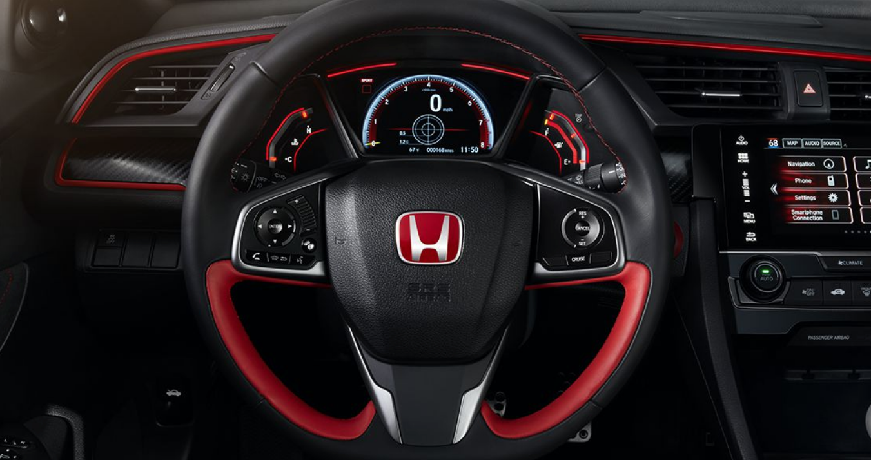 2018 Type R Interior Honda Civic Type R Honda Civic Honda Logo