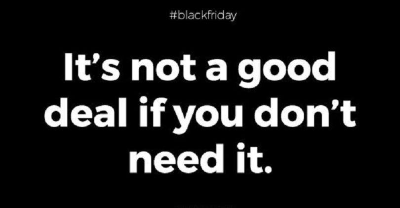 Surconsommation : cinq chiffres pour comprendre l'absurdité du Black Friday