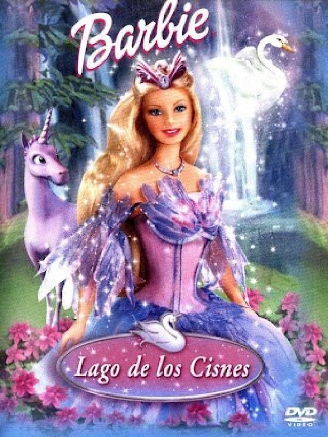 A Mejor Pelicula De Barbie Peliculas De Barbie Lago De Los Cisnes Barbie