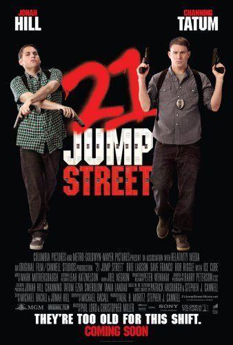 21 Jump Street Streaming Netflix : street, streaming, netflix, Street, Movie, Poster, 11x17, Channing, Tatum, Street,, Movies, Online, Free,, Comedy, Posters