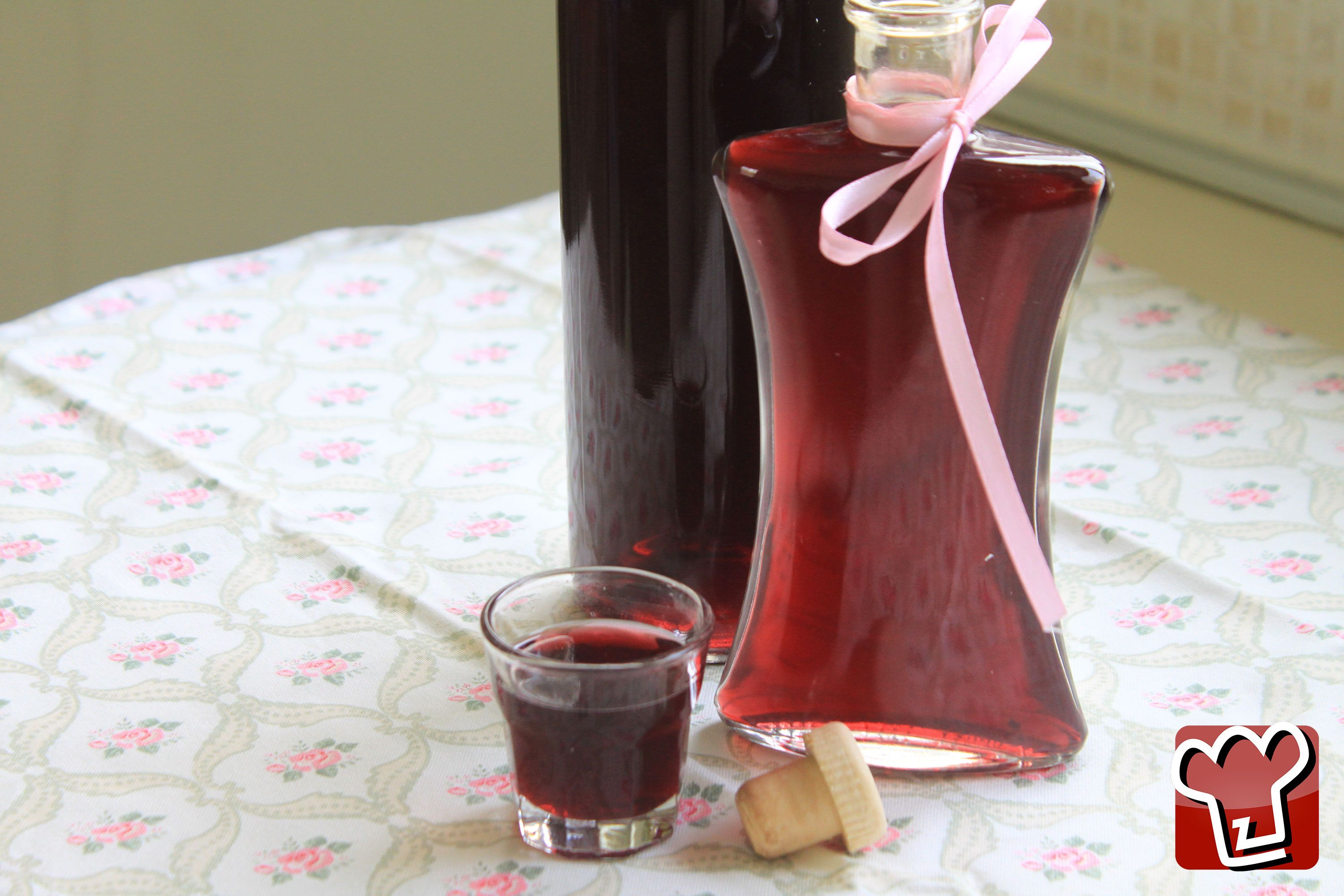 A Recipe For Cherry Liqueur A Wonderful Gently Fruity Alcoholic