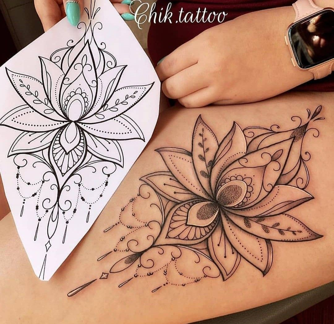 Lotus Flower Tatto Black Tattoos Lotus Flower Tattoo Meaning Flower Tattoo Meanings Small Lotus Flower Tattoo