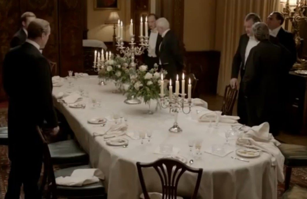 Wedding Trends For 2012 The Flowers Of Downton Abbey Wedding