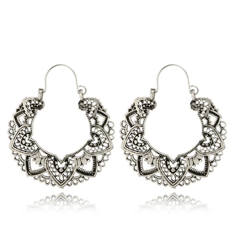 0f028430e Henna Drop Earrings - Jala & Noor Internationally sourced Arabic and  Islamic goods