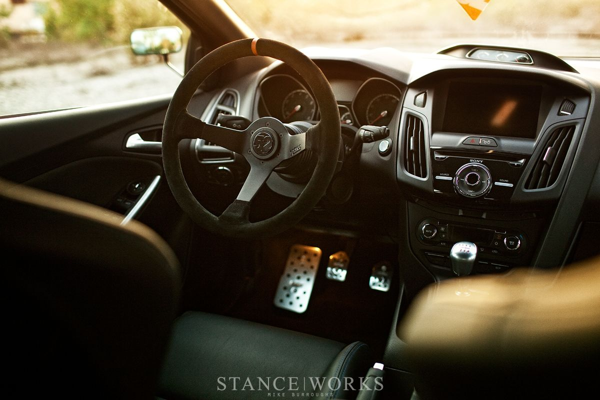 Stance Works Fifteen52 S Project St The Trackster Focus St Autos