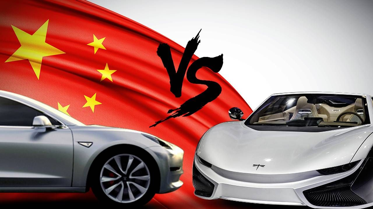 Tesla Motors Inc To Compete With Chinese Sports Cars By 2018 Tcc