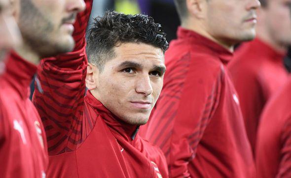 Lucas Torreira Wallpaper: Arsenal News: Lucas Torreira Gives Promising Gunners